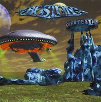 BOSTON - THE GREATEST HITS: CD ALBUM