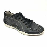 Women's Timberland 61309 Shoes Sneakers Size 6.5M Black Gray Casual Outdoor L2