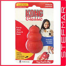 Kong Dog Toys Classic Red Small