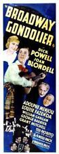 Broadway Gondolier 1935 - Dick Powell Joan Blondell Lloyd Bacon Vintage Film DVD