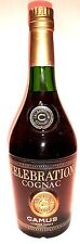 COGNAC CAMUS CELEBRATION circa 40 anni 0,7l 40% vol ORIGINALE 70er anni