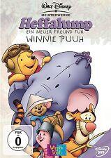 HEFFALUMP, Ein neuer Freund für Winnie Puuh (Walt Disney DVD) NEU