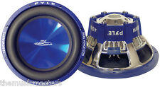 "Single 8"" inch 4 ohm Dual Voice Coil Car Audio HQ 600W Sub Woofer Bass Speaker"