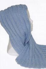 Crochet Pattern ~ KIDS HOODED SCARF ~ Instructions