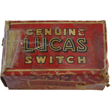 LUCAS NEW OLD STOCK (NOS)  STARTER STARTER SWITCH WITH BOX MG TC # 76428