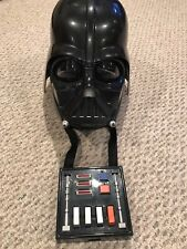 Darth Vader Talking Helmet Voice Changer Mask Hasbro Star Wars Costume Halloween