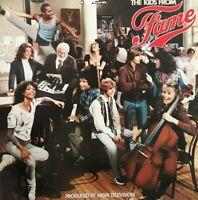 The Kids From Fame Vinyl LP.1982 BBC Records REP 447.Starmaker/Hi Fidelity+