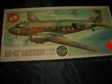 "AIRFIX AC-47 GUNSHIP ""SPOOKY"" MODEL KIT 1/72 SCALE"