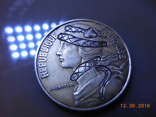 1964 Hobo Nickel Snake national emblem of France liberty, equality, fraternity