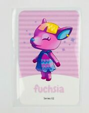 Amiibo NFC Karte Animal Crossing Fuchsia/Selina 123