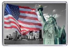 New York City Fridge USA Magnet 03