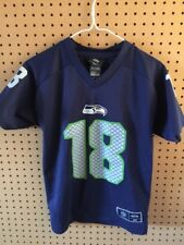 Seattle Seahawks Sidney Rice  NFL Home Jersey Football Youth Medium