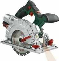 PARKSIDE® Akku Handkreissäge PHKSA 20-Li A2 mit Laserführung Kreissäge Säge