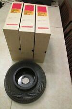Kodak Carousel 140 Slide Tray -- lot of 3