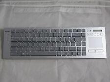 Sony Wireless Tastatur VGP-WKB9IT Keyboard 148097911 (IT) Italian Grau - Neu