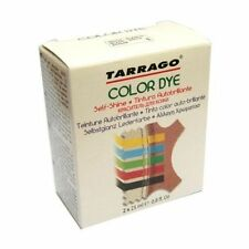 TARRAGO SHOE DYE KIT DIFFERENT COLOURS 1 To 30 For Leather Boot, Bag, Belt