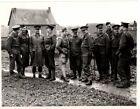 Original Press Photo WW2 Officer Group The Buffs Royal East Kent Regt 15.4.1940