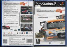 EVOLUTION GT PLAYSTATION 2 PS2 [2006] nuovo sigillato