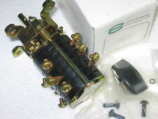 Electroswitch 102906lu Rotary Switch 0 600 Volts Acdc 12 Terminal 2 Position