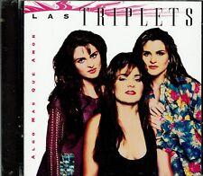 Las Triplets Algo Mas  Que Amor  BRAND  NEW SEALED  CD
