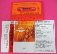 MC THE BENNY GOODMAN STORY 1964 italy MCA JAZZ SERIE ORIZZONTE no cd lp vhs dvd