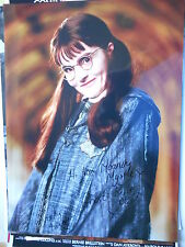 HARRY POTTER personally signed 12x16 Moaning Myrtle - Shirley Henderson