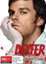 Dexter : Season 1 (DVD, 2013, 4-Disc Set)