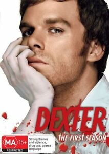 Dexter: S1 The First Season 1 (R4 DVD) Michael C Hall - New & Sealed