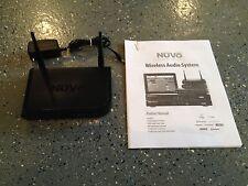 Nuvo GW100 Wireless Gateway