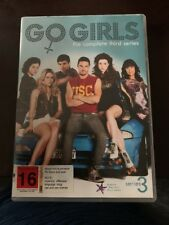 Go Girls: Season 3 - DVD