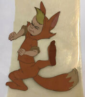 Disney Peter Pan Foxy The Lost Boys 1953 Animation Art Production Celluloid Cel