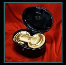 Authentic 1800's Us Brigadier General George Custer Period Gold Bullion Epaulets