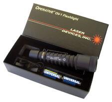 Laser Devices 6V OPERATIVE OV-1 Flashlight (inc)