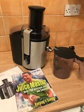 **SUPERB** PHILIPS HR1861 WHOLE FRUIT JUICER / JUICE EXTRACTOR