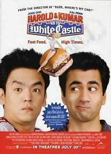 HAROLD & KUMAR GO TO WHITE CASTLE Movie POSTER 27x40