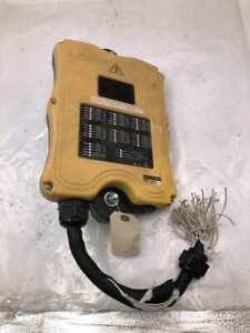 Magnetex Flex Ex 12EX-AB Overhead Crane Hoist Radio Remote Control 110-120VAC