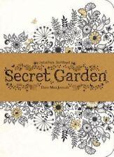 Secret Garden: Three Mini Journals, Johanna Basford, Good, Diary