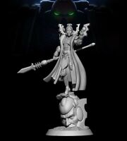 Warhammer 40K Eldar Aeldari Dawn of War Custom Farseer  Proxy model Limited