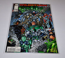 STORMWATCH #1  Signed by JIM LEE  AUTOGRAPHED COMIC BOOK