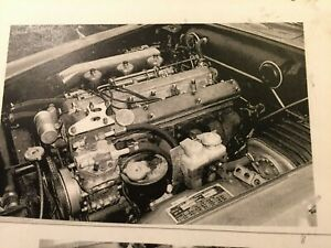 Jaguar 1960's Saloon MK2 MKX MK9 Coolaire AC Compressor Bracket  #2