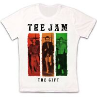 The Jam The Gift Post Punk Rock Retro Vintage Hipster Unisex T Shirt 1723