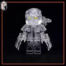 Transparent PREDATOR - Minifigure Lego Moc Movie Alien Monster 2021
