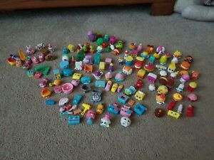 Shopkins Bundle Over 100 Characters ! Some Rare