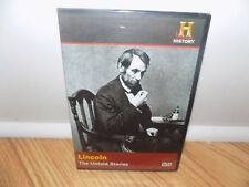 History Channel Presents - Lincoln: The Untold Stories (DVD, 2009) BRAND NEW