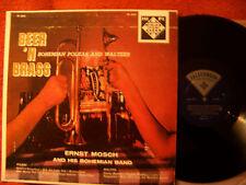 Ernst Mosch and his Bohemian Band - Beer ´n Brass  klasse orig. US Telefunken LP