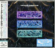 TWO DOOR CINEMA CLUB-GAME SHOW-JAPAN CD E78