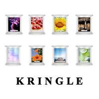 Kringle Candle Mini Classic Jar Scented 4.5oz Variety