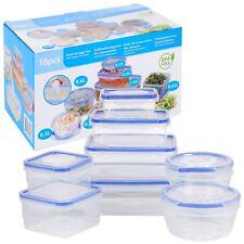 Lot de 8 Food Storage Clip SEAL LOCK Couvercles Conteneurs de stockage Boîtes en...