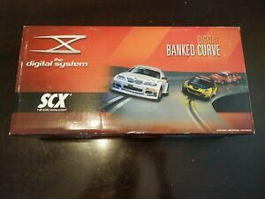 SCX Digital 1/32 Scale Banked Outside Curve Complete Set