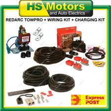 REDARC TOWPRO ELITE Tow Pro Wiring Kit Camper Caravan SBI12 Battery Charge KIT 2